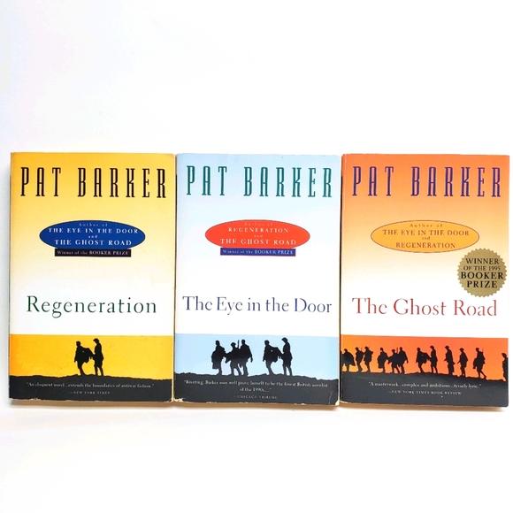 Pat Barker WWI Trilogy Book Bundle